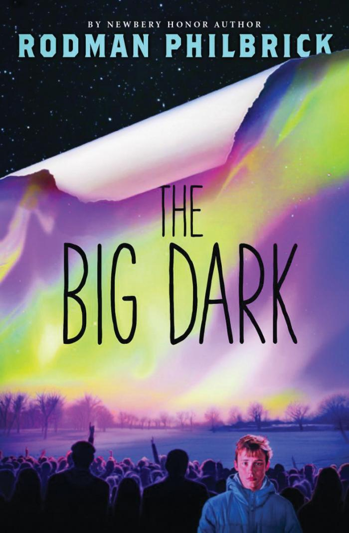 Big Dark Rodman Philbrick Scholastic Critical Blast geomagnetic shift power blackout