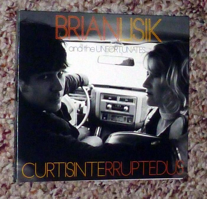 "Brian Lisik and the Unfortunates, ""Curtisinterruptedus"""