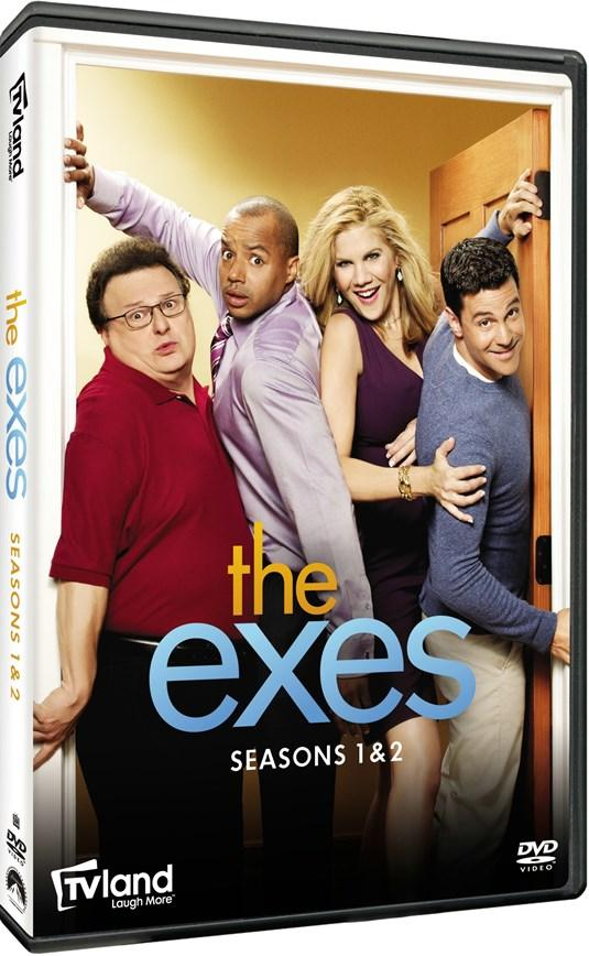 The Exes Season 1 and 2