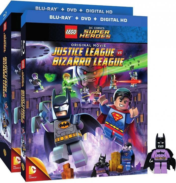 Justice League vs Bizarro League LEGO Giveaway Critical Blast