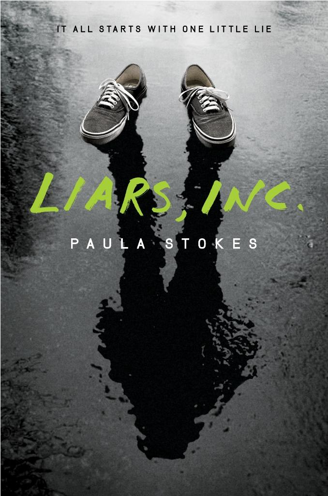 Liars Inc Paula Stokes sweepstakes autographed Critical Blast contest