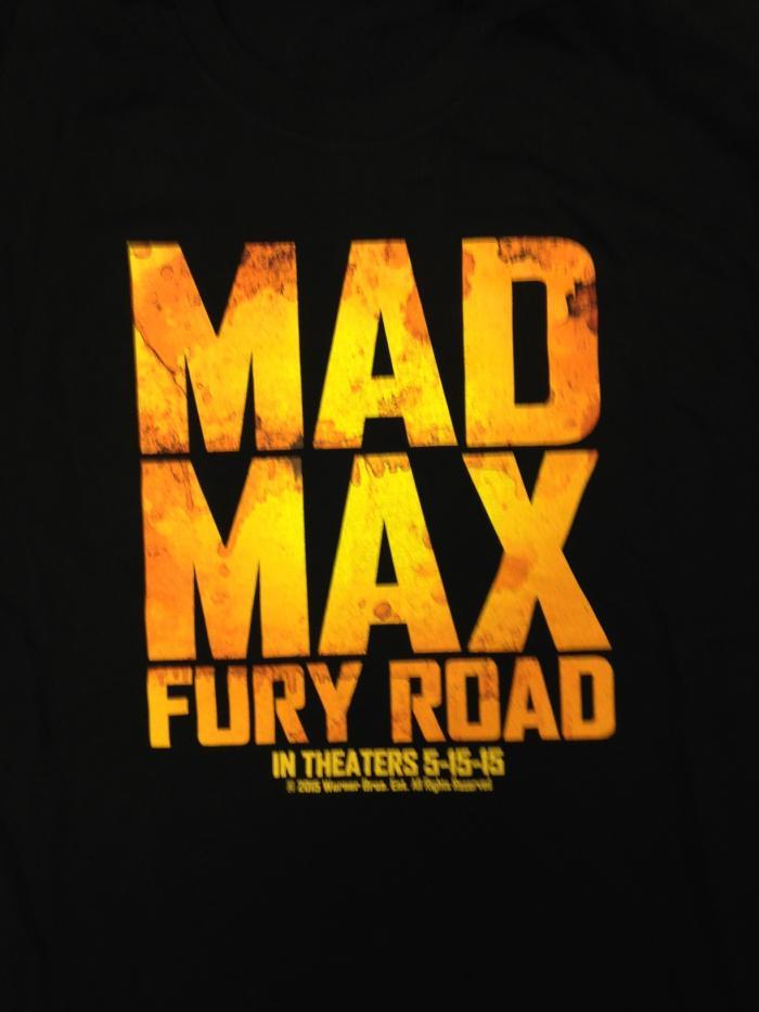 Mad Max Fury Road Tee