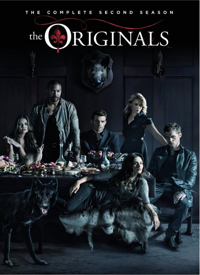 The Originals DVD Season 2 CW Critical Blast contest