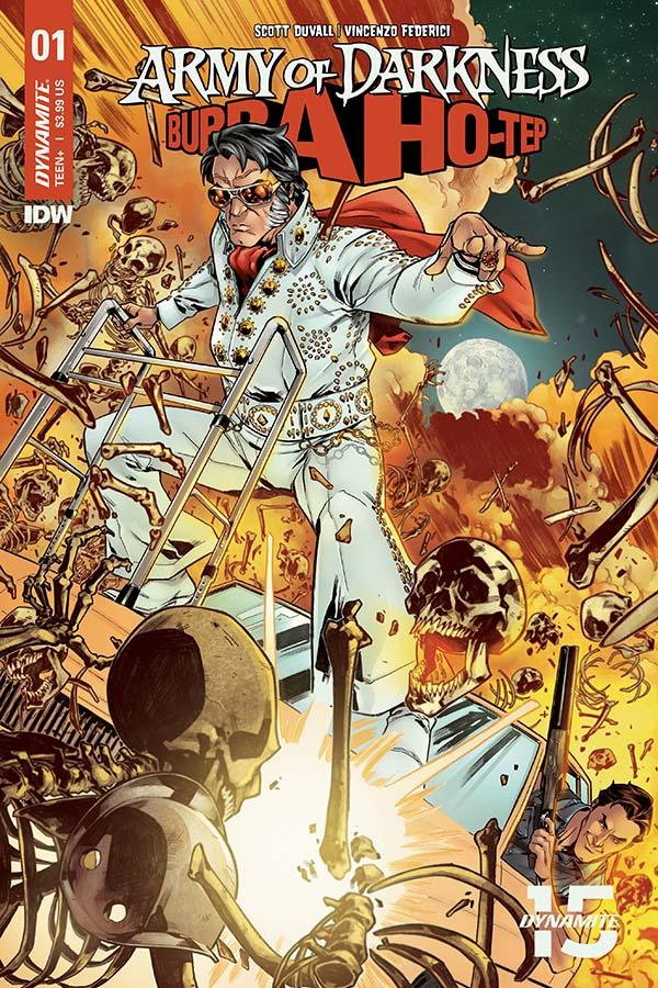 Army of Darkness - Bubba Ho-tep 1