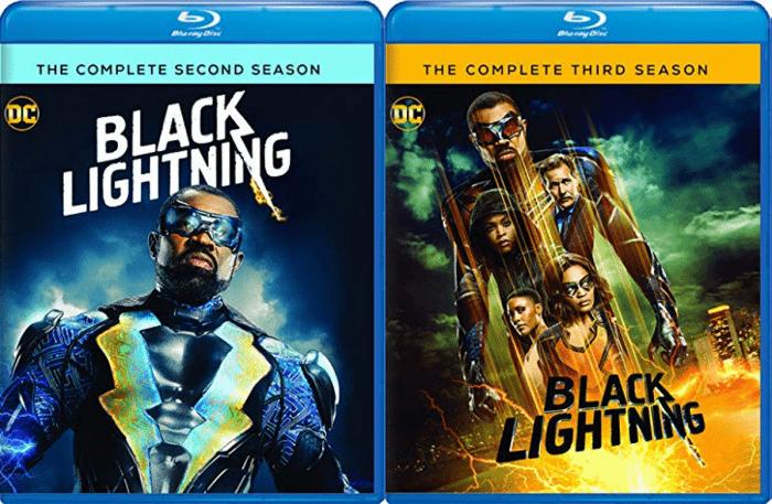 Black Lightning Season 2 and 3