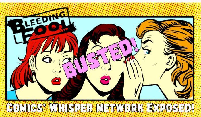 Bleeding Fool Busts Whisper Network