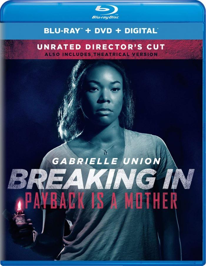 Breaking In Blu-ray