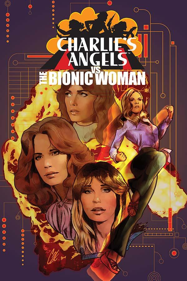 Charlie's Angels vs. Bionic Woman