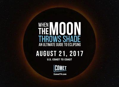 Comet TV Solar Eclipse Contest