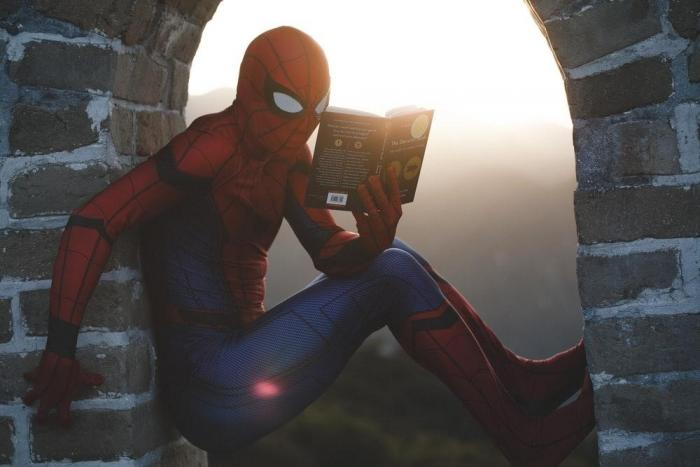 Comic Books Influence Writing