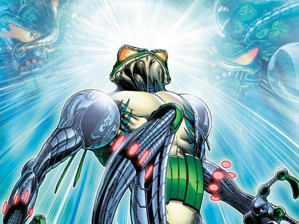 Cyberfrog by Ethan Van Sciver