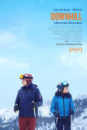 DOWNHILL opens 2/14/2020, and the best part will be the trailers  before it starts.