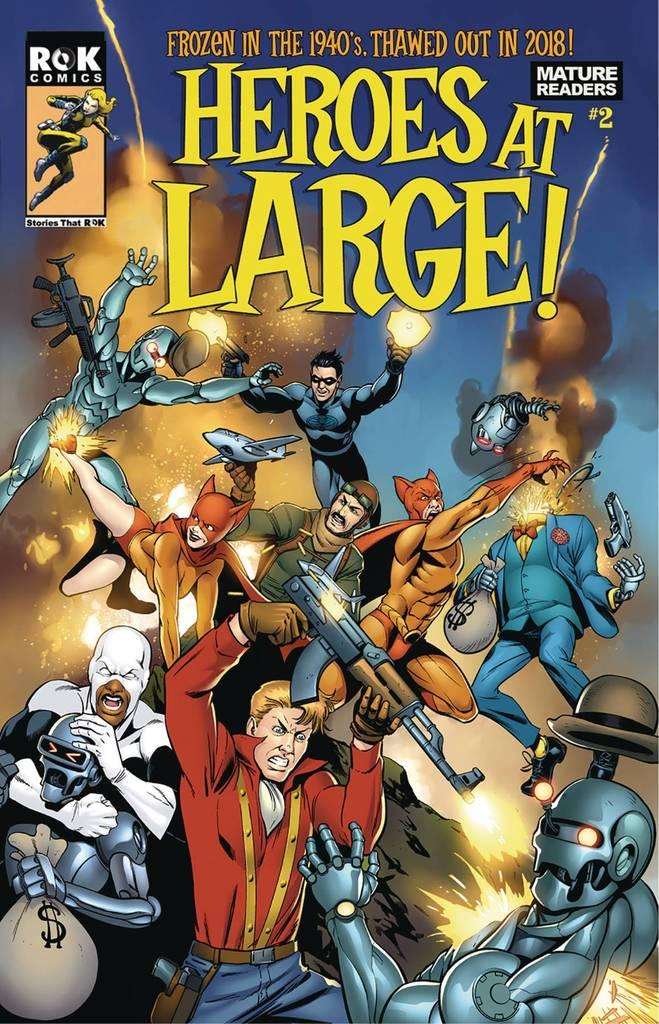 Heroes at Large 2