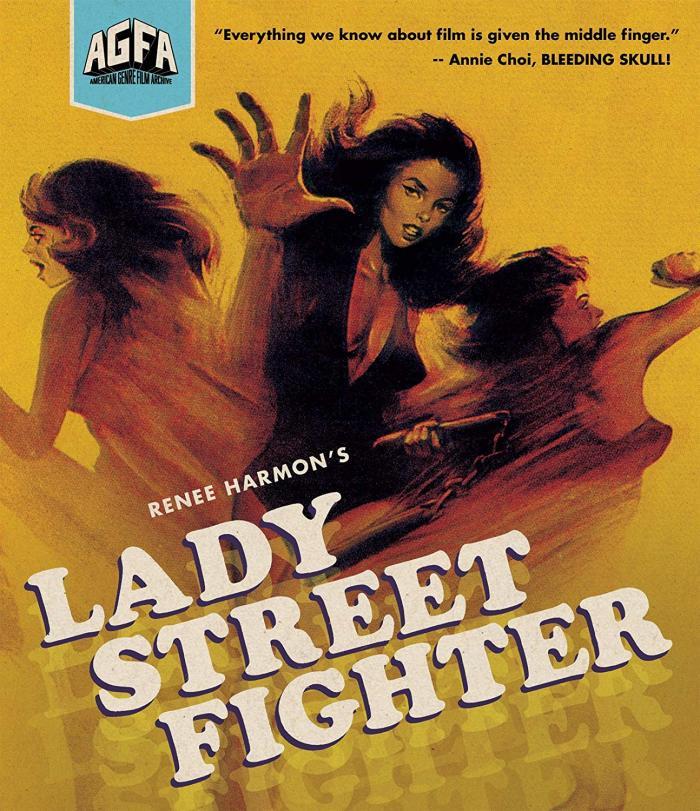 Lady Street Fighter
