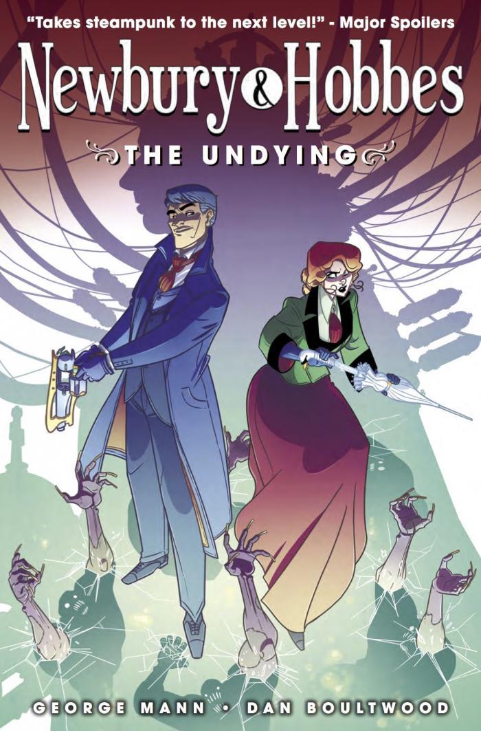 Newbury & Hobbes: The Undying