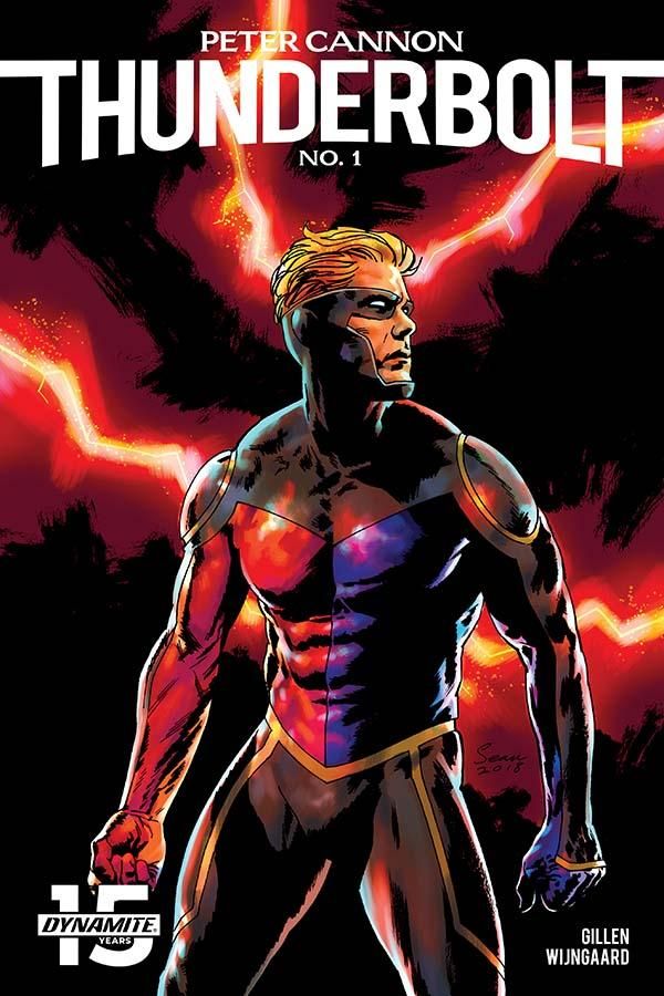Peter Cannon: Thunderbolt
