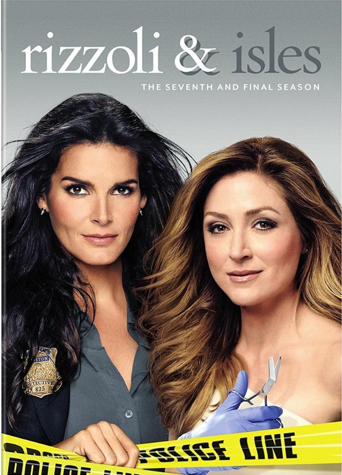 Rizzoli & Isles Season 7 (and Final)