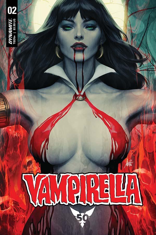 Vampirella 50 Years #2