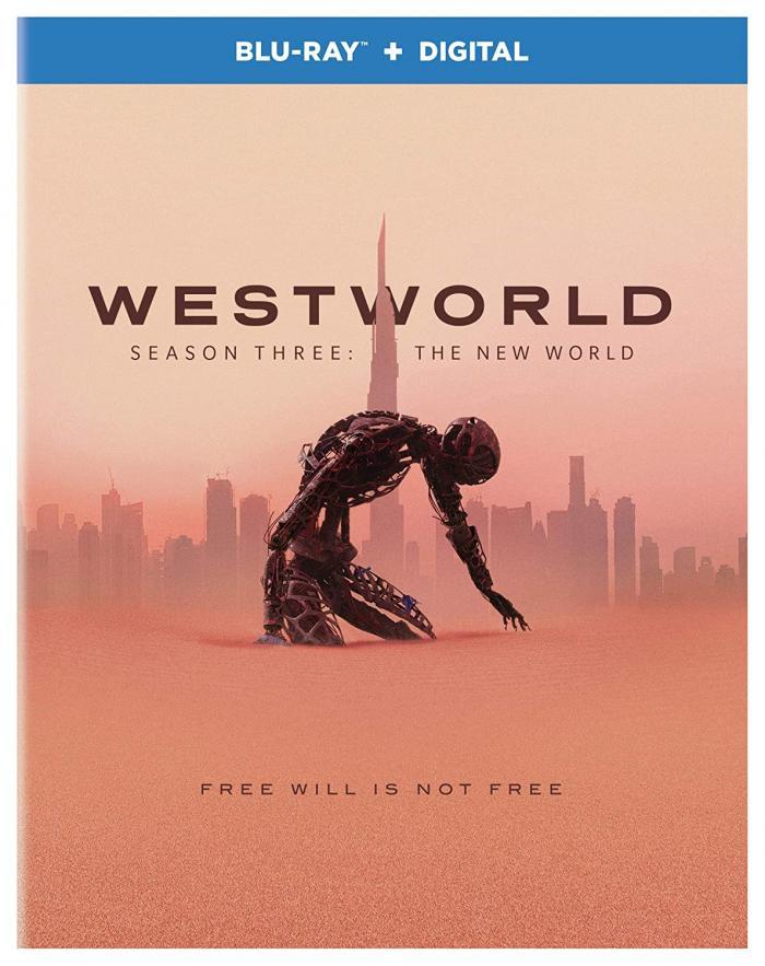 Westworld Season 3 Bluray