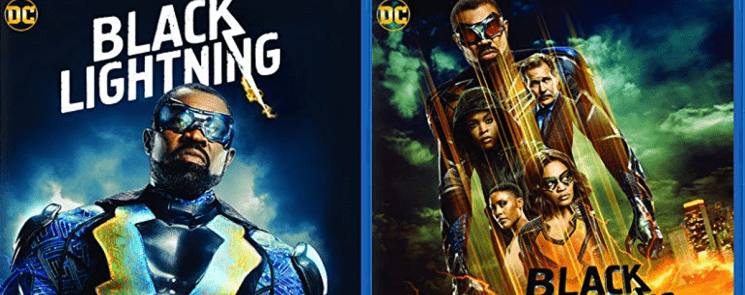 Black Lightning Season 2 and 3