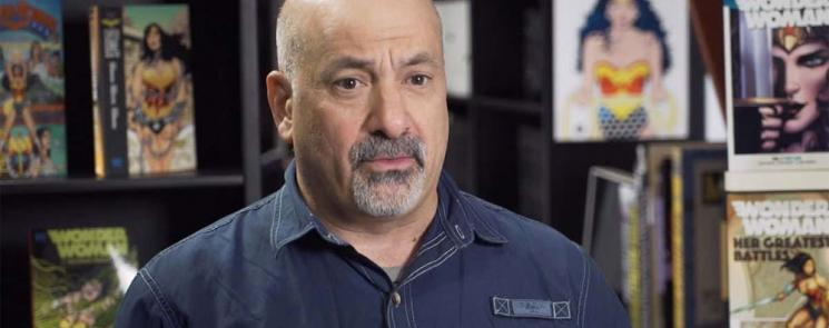 Dan DiDio out as Publisher at DC Comics