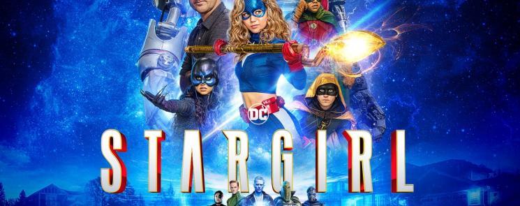 Stargirl 2020 on the CW