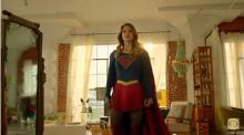CBS Supergirl Melissa Benoist Trailer