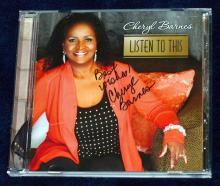 "Cheryl Barnes, ""Listen to This"""
