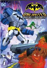 Batman Unlmited: Mechs vs Mutants