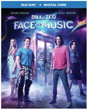 Bill and Ted Face the Music on Blu-Ray