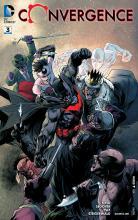 DC Comics Convergence Critical Blast Review Front Lines