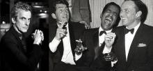The Rat Pack to meet the Doctor