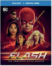 Flash Season 6 Bluray