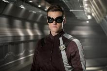 Elongated Man Hartley Sawyer Fired from Flash