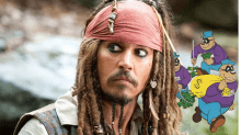 Depp Robbed of 750 million