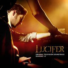 Lucifer Original Television Soundtrack Seasons 1-5