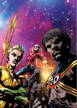 Convergence Multiversity NCBD comic books