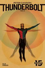 Peter Cannon Thunderbolt #2 Dynamite Comics review