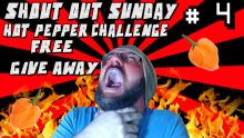 Habanero Pepper Challenge