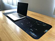 Valerian Extra-wide Mousepad