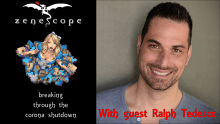 Zenescope livestream interview 2020-04-16